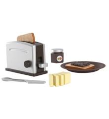 KidKraft - Espresso Toaster Set (63373)