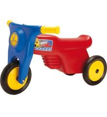 Dantoy - Scooter med gummihjul, Rød (3321)