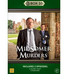 Midsomer Murders - Box 30 - DVD