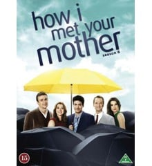 How I Met Your Mother: Season 8 (3-disc) - DVD