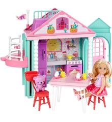 Barbie - Club Chelsea Dukkehus (DWJ50)