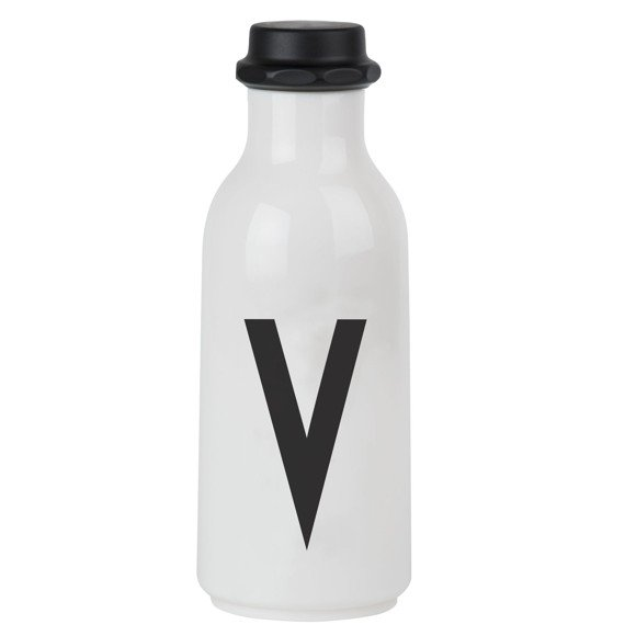 ​Design Letters - Personal Drinking Bottle​ - V