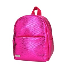 Top Model - Small Backpack - Snake Skin Look - Pink (0410824)