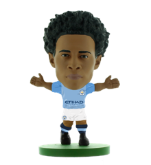 Soccerstarz - Man City Leroy Sane - Home Kit (2020 version)