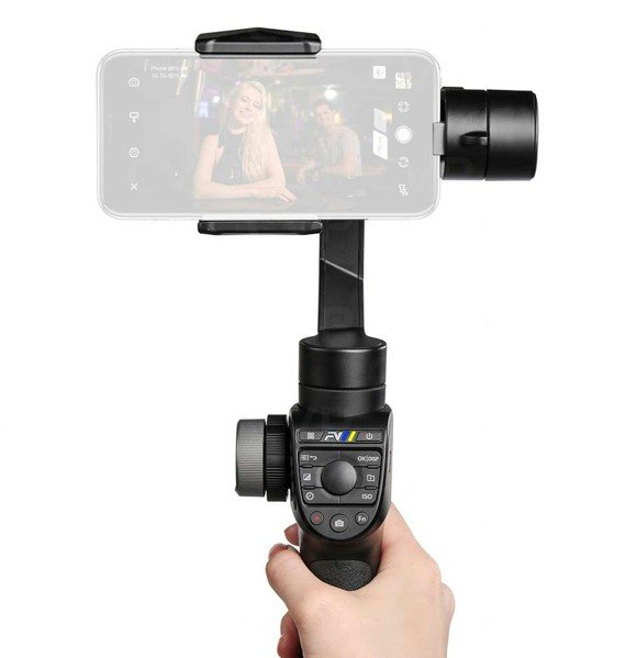 FREEVISION - Vilta M PRO Gimbal Universal Mobil Action