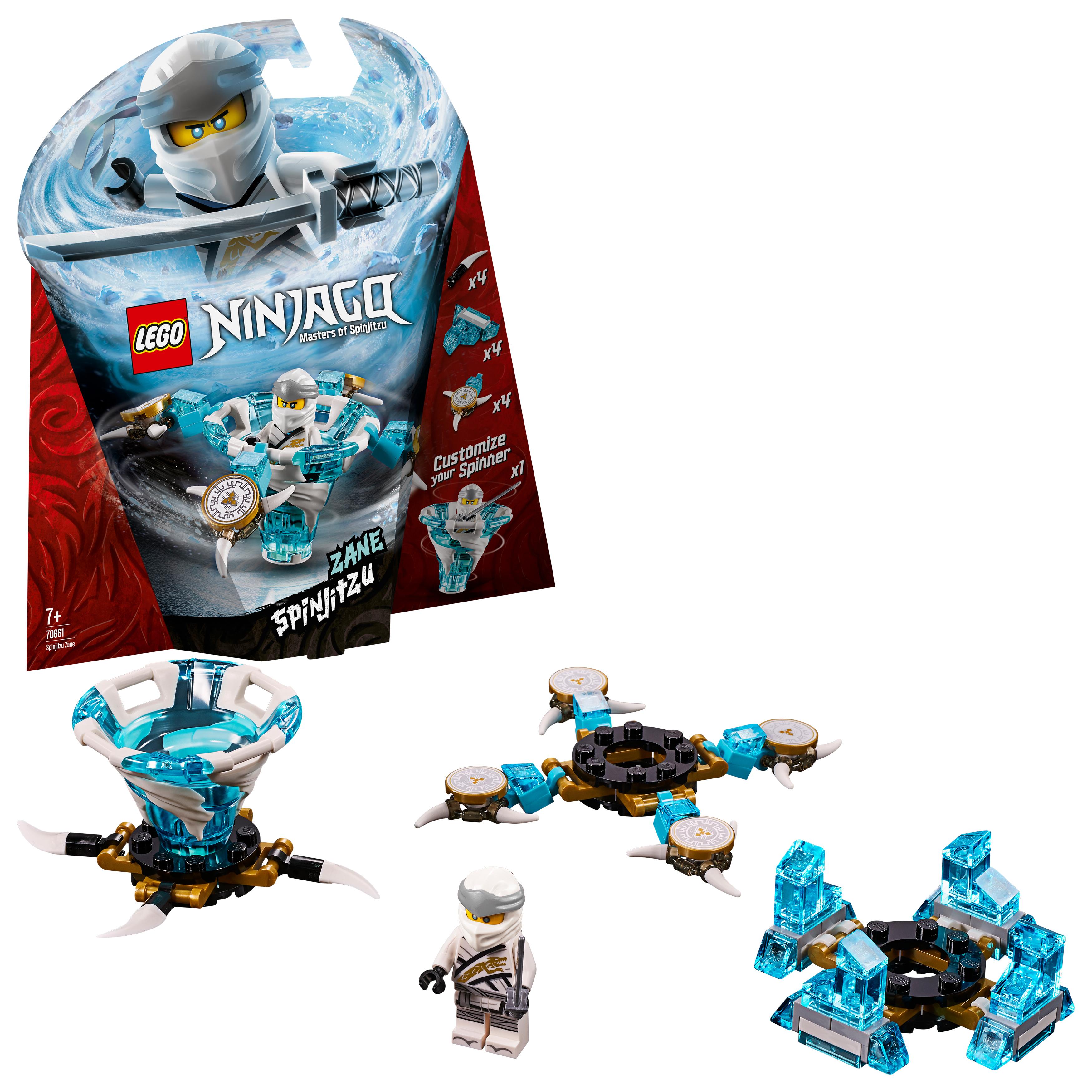 LEGO Ninjago - Spinjitzu Zane (70661)