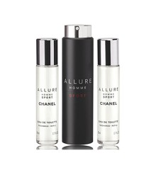 Chanel - Allure Homme Sport Twist and Spray EDT 3 x 20 ml