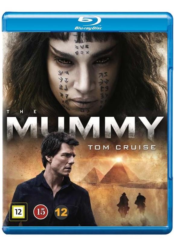 Mummy, The (Tom Cruise) (Blu-Ray)