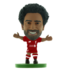 Soccerstarz - Liverpool Mohamed Salah Home Kit (2020 version)