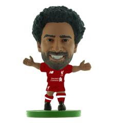 Soccerstarz - Liverpool Mohamed Salah Home Kit (2020 version)