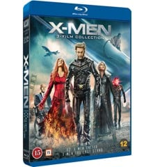 X-Men Original Trilogy (Blu-Ray)