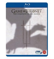 Game of Thrones: Sæson 3 (Blu-Ray)