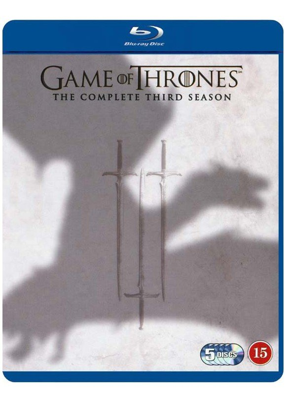 Game of Thrones: Season 3 (Blu-Ray)