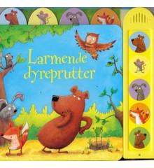 Børnebog med Lyd - Larmende dyreprutter