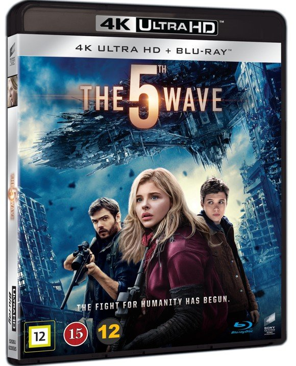 The 5th Wave (4K Blu-Ray)