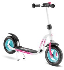 PUKY - R 03 Løbehjul - Hvid/Pink (5342)