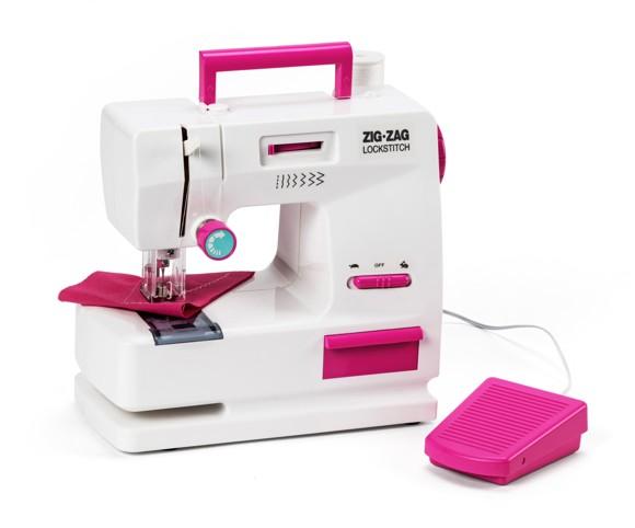 4-GIRLZ - Zig-Zag - Sewing Machine for kids (68265)