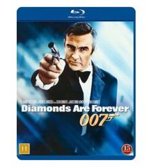 James Bond - Diamonds Are Forever (Blu-Ray)