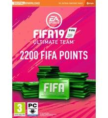 FIFA 19 2200 FIFA POINTS (CIAB)