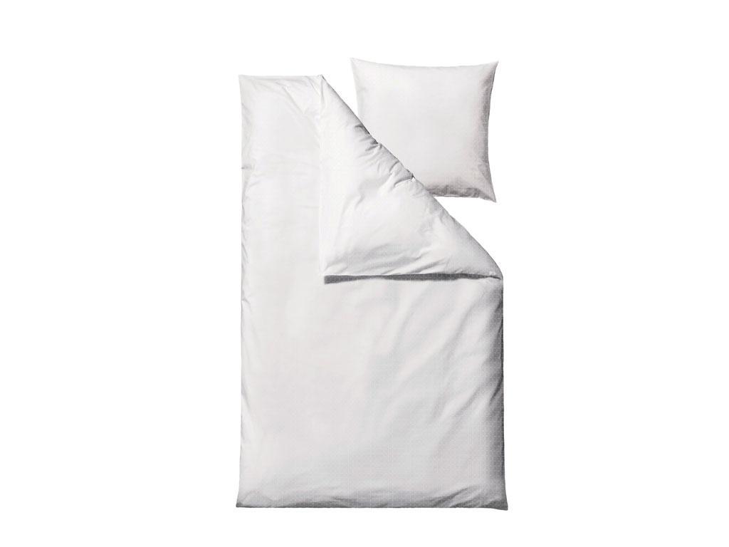 Södahl - Edge Bedding 140 x 200 cm - White (724453)