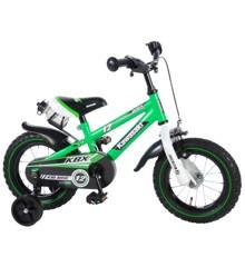 Volare - 12'' Børnecykel - Kawasaki (3-4 år)