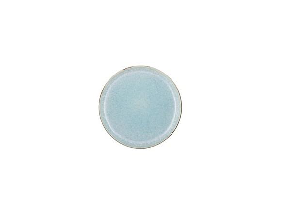 Bitz - Gastro Frokosttallerken 21 cm - Grå/lysblå