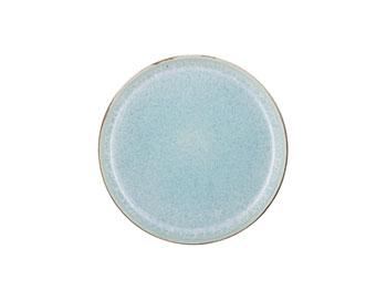 Bitz - Gastro Lunch Plate 21 cm - Grey/Light Blue (821256)