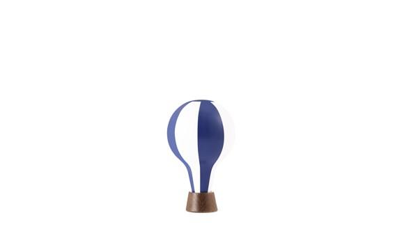 Tivoli By Normann Copenhagen - Tale Figurines Air Balloon Small - Royal Blue ( 5000209)