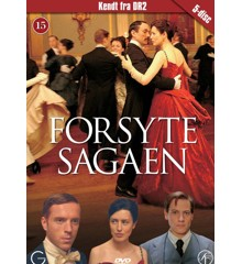 The Forsyte Saga (5-disc) - DVD