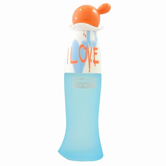 Moschino - Cheap And Chic I Love Love EDT - 100 ml