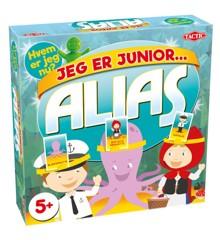 Tactic - Jeg er Alias Junior (DK)