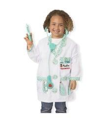 Melissa & Doug - Udklædning - Læge (3-6 år)