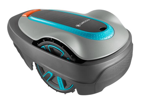 Gardena - Robotic Lawnmower SILENO City 250