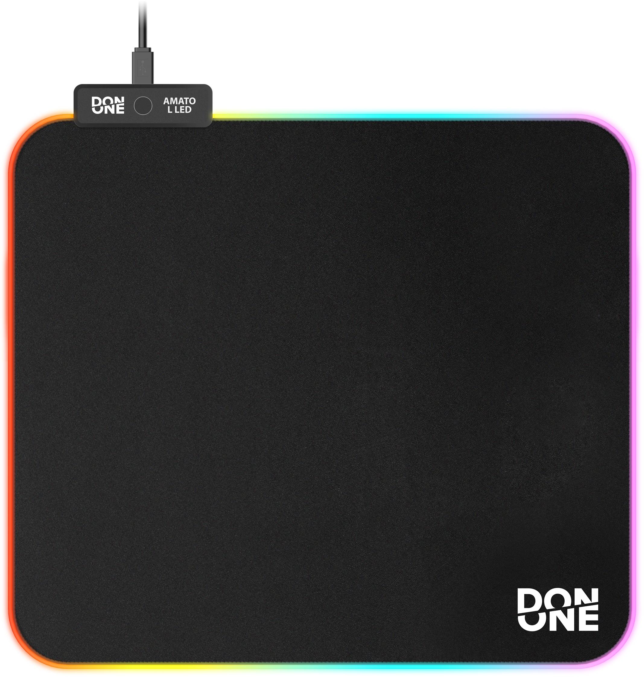 Billede af DON ONE - AMATO LED Musemåtte Soft Surface - Large L (45 x 40 CM)
