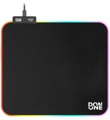 DON ONE - AMATO RGB LED Musemåtte Soft Surface - Large L