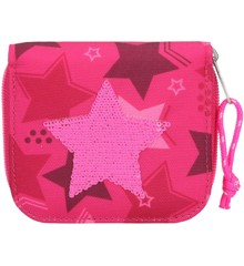 Top Model - Wallet w/Sequin Star - Pink (0010719)