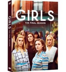 Girls: Season 6 - The Final Season - DVD