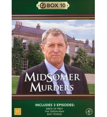 Midsomer Murders: Box 10 - DVD