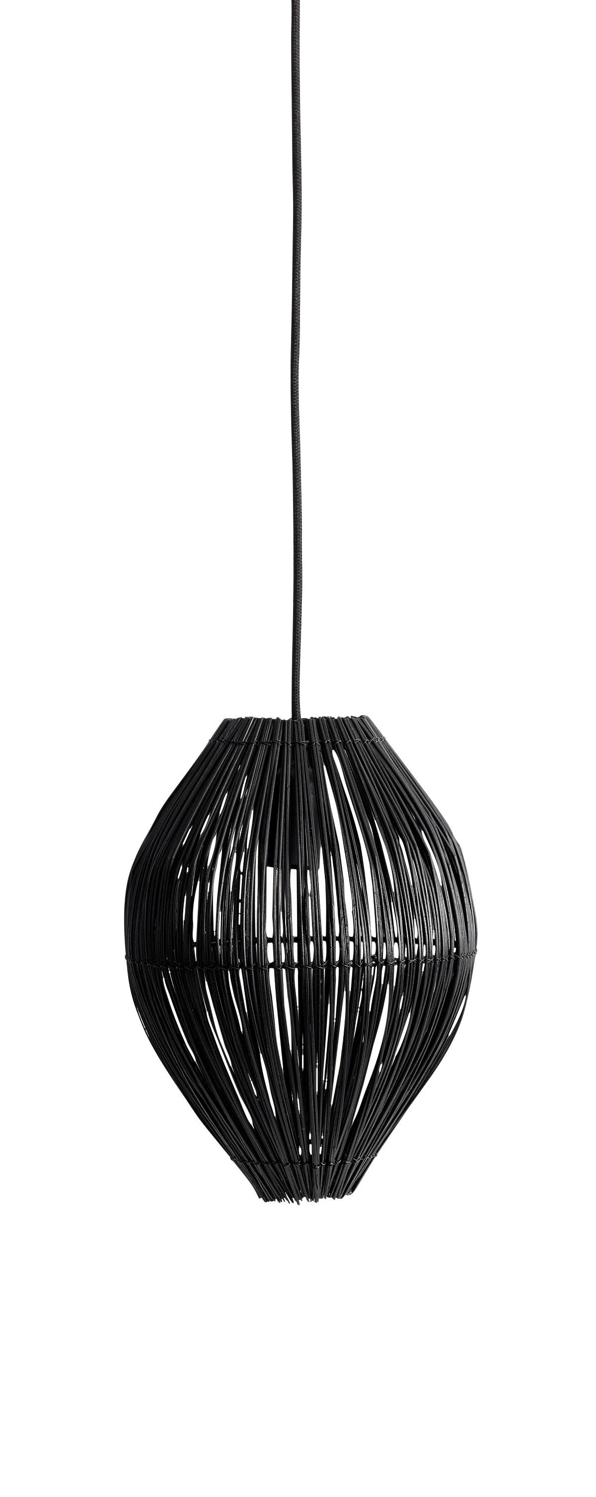 Muubs - Fishtrap Lamp Small - Black (8470000133)