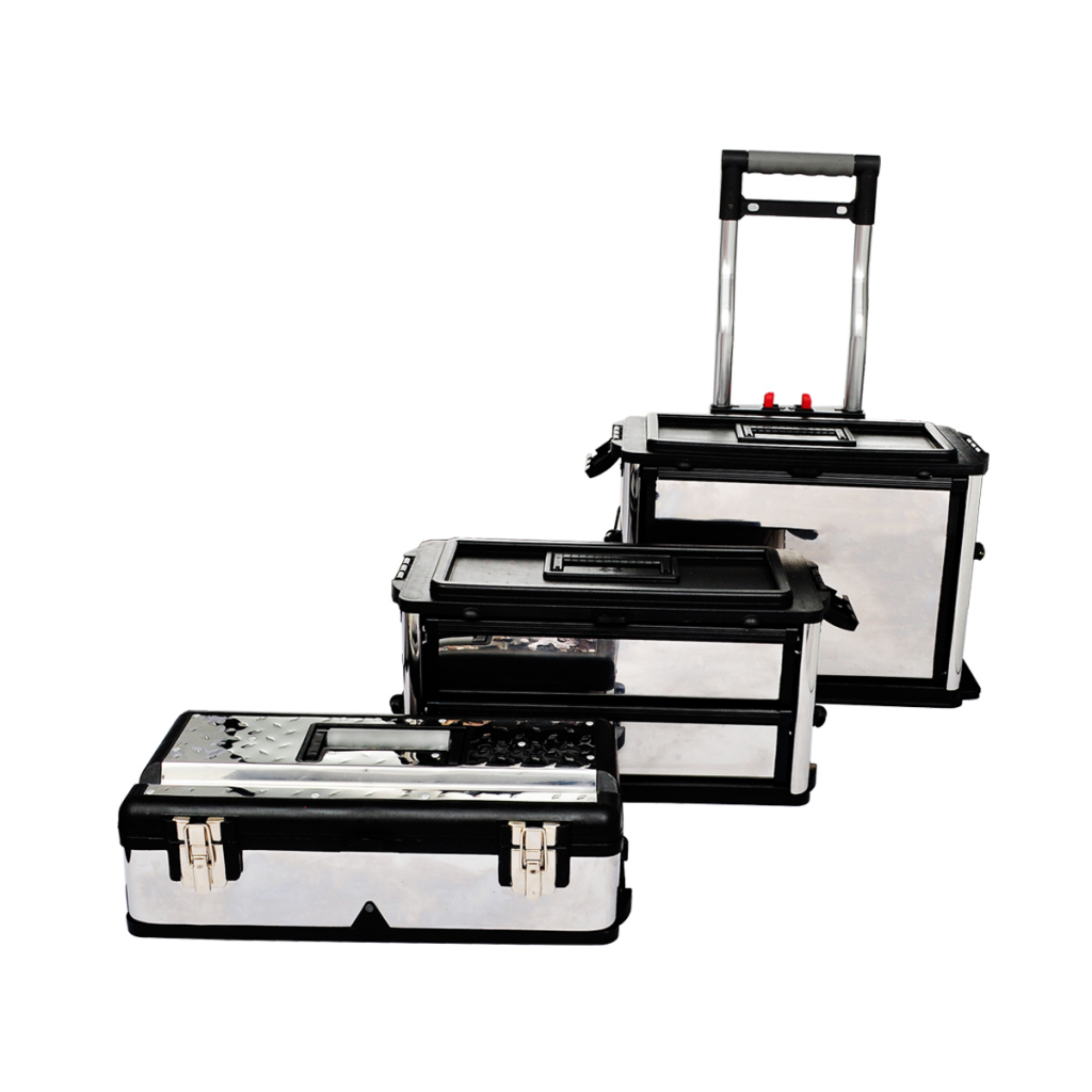 Kaufe 200 Part Rolling Tool Box with 20 Wheels