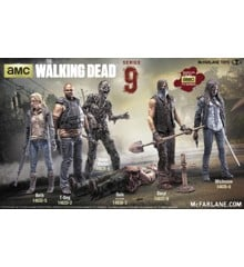 Walking Dead Tv Series 9 Constable Michonne Af Cs