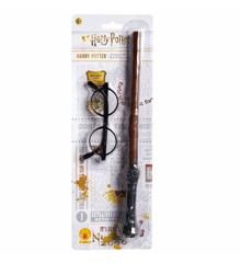 Harry Potter - Kappe, Tryllestav og briller (5378)