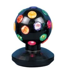Music - Disco Ball Black - 11 cm (501000)