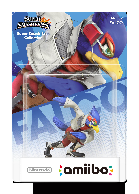 Nintendo Amiibo Figurine Falco