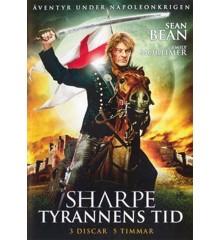 Sharpe - Tyranernes tid