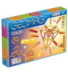 Geomag - Color - 64 stk