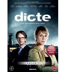 Dicte - Season 1 - DVD