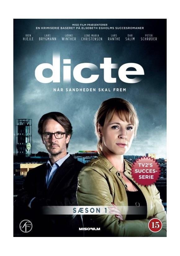 Dicte - Season 1 - DVD