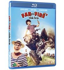 Far til fires vilde ferie ved vadehavet (Blu-Ray)