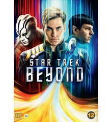 Star Trek: Beyond - DVD